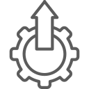 settings-symbol-with-up-arrow-in-a-circle